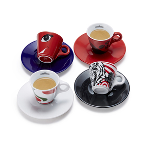 History collection Espresso cups (of 4)
