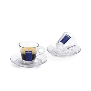 Tazzine da caffè in vetro